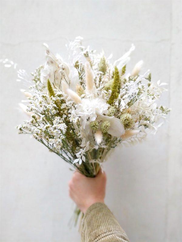 JADE-Fleurs séchées naturelles