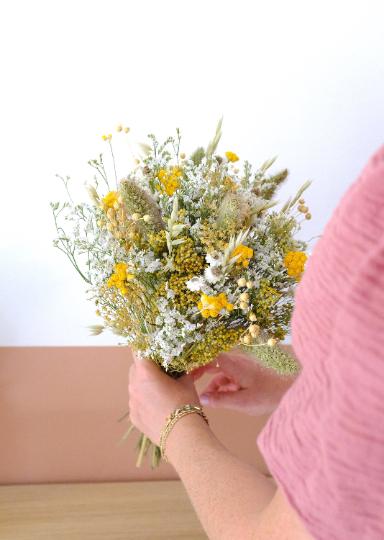 Bouquet Achillée