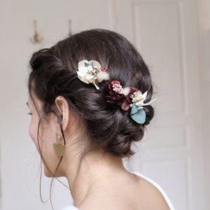atelier coiffure fleurie